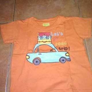 #jualanibu kaos anak merk EYKA fit until 3 years
