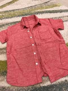 男童-超帥氣2⃣️件襯衫組