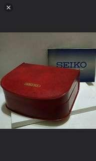 SEIKO原廠高級錶盒