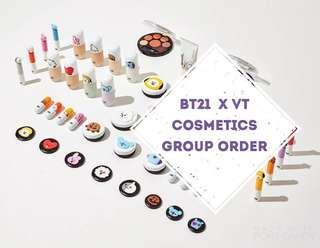 [G.O] BT21 x VT COSMETICS