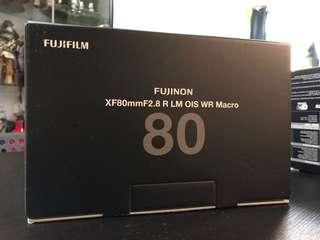 Fujifilm Fujinon 80mm F2.8 Marco
