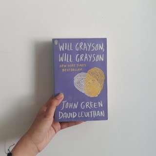 Will Grayson, Will Grayson - John Green & David Levithan (Eng)