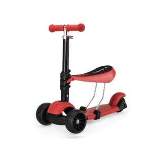 Balance bike walker
