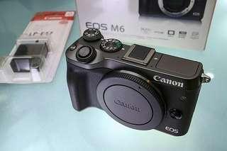 Canon M6 Kredit Bunga 0%