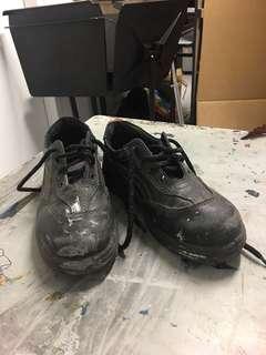 Women's steel toe boots