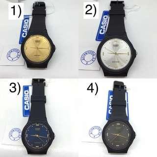Bn Casio unisex Watch MQ76