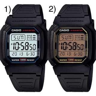 Bn Casio Digital Watch W-800