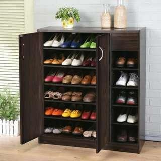 《魔手坊》M-收納家六層鞋櫃(兩色可選) /鞋架/衣櫃/斗櫃/書櫃