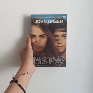Paper Towns - John Green (Ind)