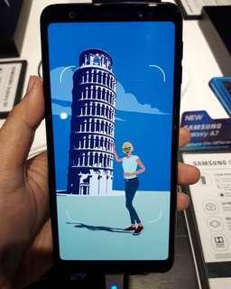 Kredit Samsung terbaru A7 2018