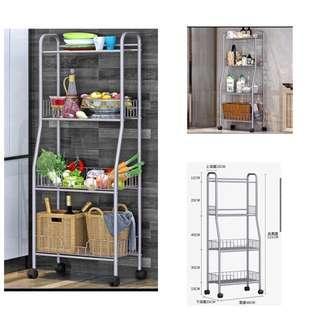 Multi purpose metal rack/ Shelf / Cabinet