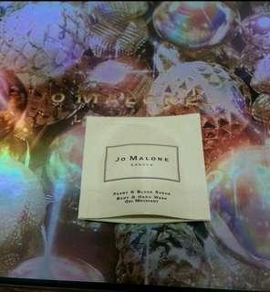 🚚 全新Jo malone牡丹與粉紅麂皮潔膚露7ml/公司貨/另有其他香水 潤膚霜 乳液可參考