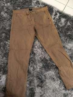 Quiksilver celana panjang cowok