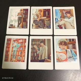 Stray Kids UNVEIL 3 I am YOU Showcase Official Goods : Polaroid Photocard