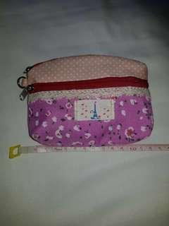 Lovely handmade pouch