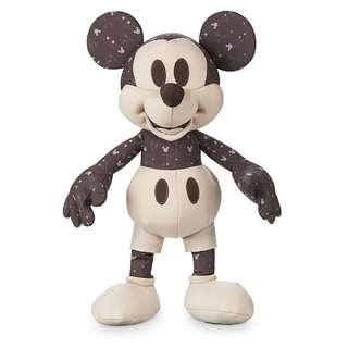 Disney Mickey Mouse Memories Plush November Limited Edition