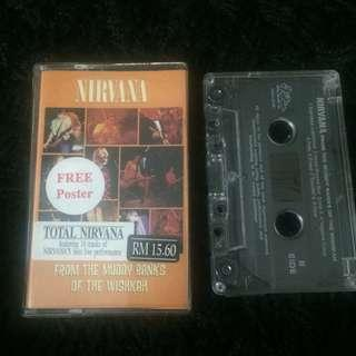 Nirvana - from the muddy banks etc.. tape