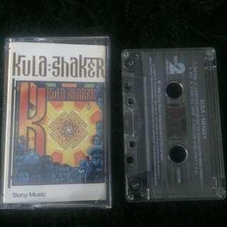 Kula shaker - s/t tape