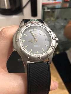 Original Tag heuer reference 999.206 classic