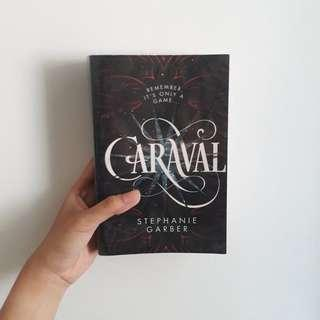 Caraval - Stephanie Garber (Eng)
