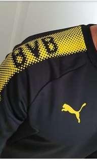 Men's XS Borussia Dortmund Puma Mens Training sweater shirt 2017-18