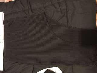 Chicabooti Black Skirt