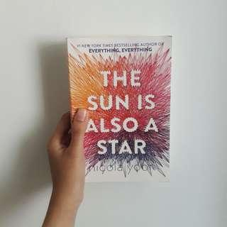 The Sun is Also A Star - Nicola Yoon (Eng)