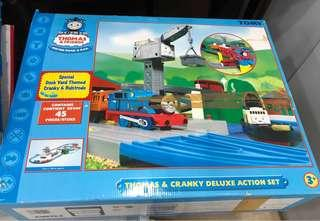 Tomy Thomas & Friends Deluxe Set