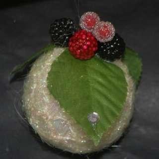 6cm decorated ball