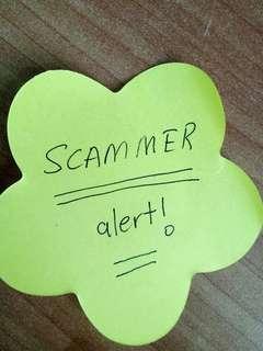 Scammer alert!!