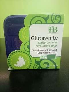 Glutawhite - Whitening and Exfoliating Soap