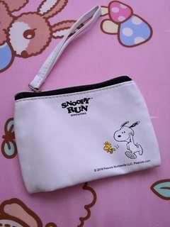 Snoopy Run Singapore Zip Pouch