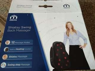 Miuvo Shiatsu Swing back massager