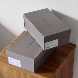 Charles & Keith Shoe Boxes