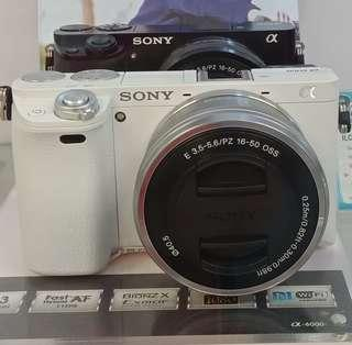 Cicilan Camera Sony