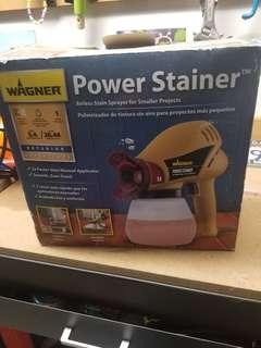 Power strainer
