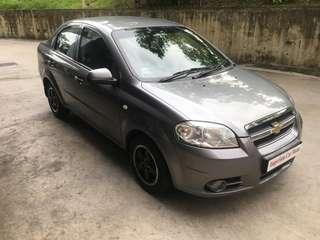 Chevrolet Aveo 1.4 4-Dr Auto