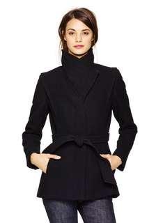 Aritzia Babaton Spencer Wool Coat size XS