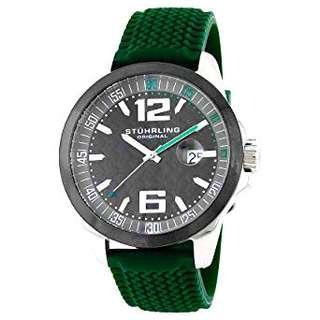 Stuhrling Monterey bay watch green