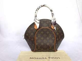 Authentic Louis Vuitton Ellipse PM Handbag