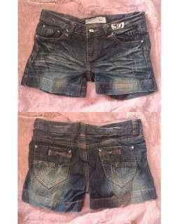 Low-Waist Shorts