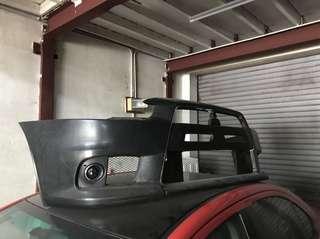 Evo v1 bumper