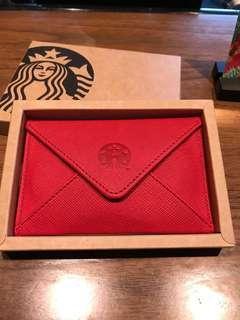 Starbucks card holder