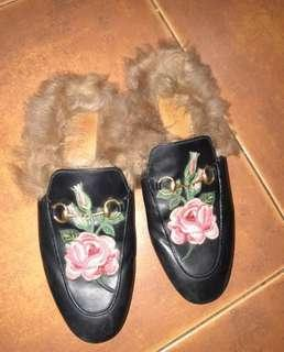Authentic Gucci Princetown Sandals or shoes