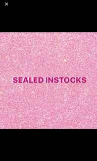 SEALED INSTOCKS CLEARANCE