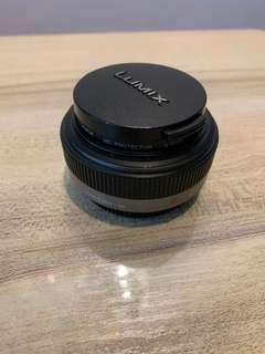 Panasonic Lumix G 20mm F/1.7 Aspherical Lens Micro Four Thirds