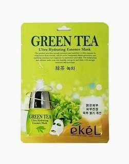 Ekél Green Tea Essence Mask