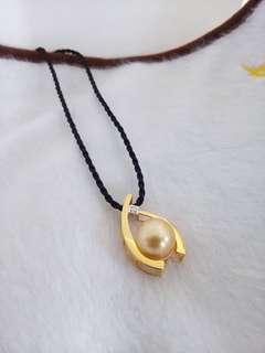 🚚 south sea pearl pendant