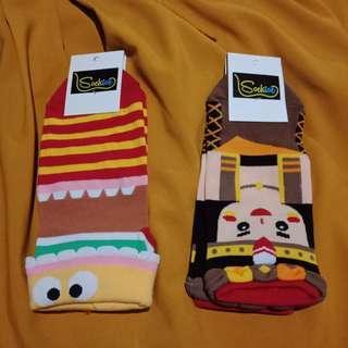 BUNDLE Socktoe Socks