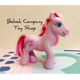 🌷鬱金香 2005 Hasbro My Little Pony MLP G3 古董玩具 我的彩虹小馬 第三代 彩虹小馬